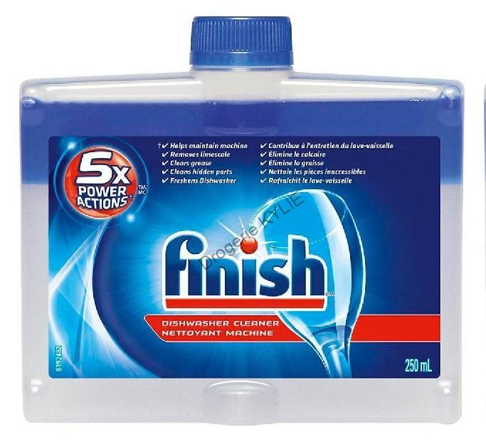 Finish čistič do myčky 250ml