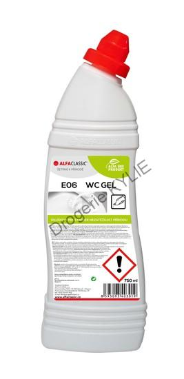 ALFA EKO PRODUKT WC gel (E06) 750ml